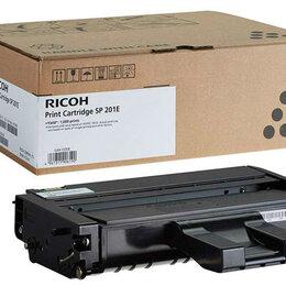 Аксессуары и запчасти для оргтехники - LE Принт-картридж SP201E Ricoh серии SP220 1К  407999, 0