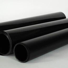 Фоны - Фон пластиковый FST 100х120 черный матовый, глянцевый. Фон для предметки , 0