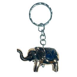 Брелоки и ключницы - Брелок для ключей Слоник 6x4x2см, 0