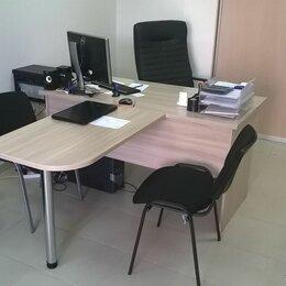 Мебель для учреждений - Стол офисный для директора руководителя с брифингом , 0