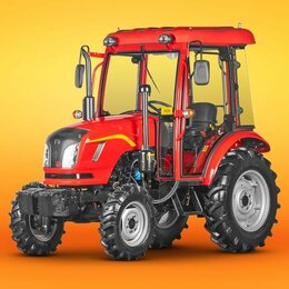 Мини-тракторы - Трактор Dongfeng | Донгфенг 504C G3, 0