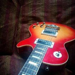Электрогитары и бас-гитары - Электрогитара Westminster Les Paul 1976 Japan, 0