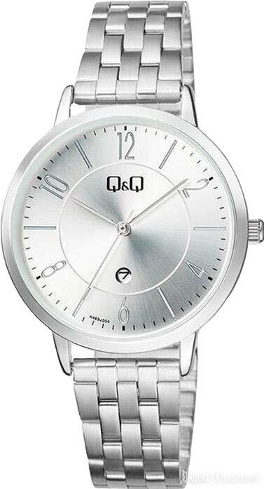 Наручные часы Q&Q A469J204Y по цене 1850₽ - Наручные часы, фото 0