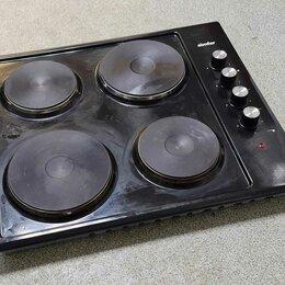 Плиты и варочные панели - Варочная панель Simfer H 60 E 04 B016, 0