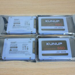 Внутренние жесткие диски - SSD диск для ноутбука 120Gb Kunup K168-120, 0