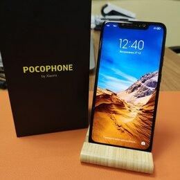 Мобильные телефоны - Смартфон Xiaomi Pocophone F1 6/128Gb, 0