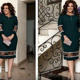 Платья - Нарядное вечернее платье р-ры 50-60, 0