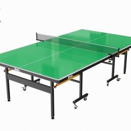 Столы - Всепогодный теннисный стол UNIX line outdoor 6mm (green), 0