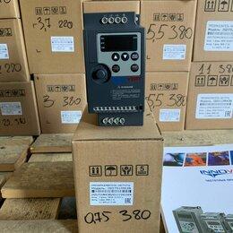 Преобразователи частоты - Частотный преобразователь INNOVERT isd751m43b mini 0.75кВт 380В трехфазный, 0