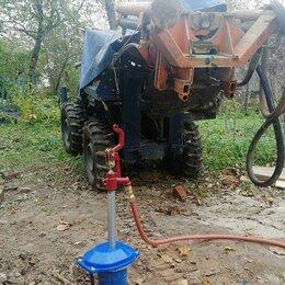 Комплектующие водоснабжения - Обсадные трубы для скважин на воду НПВХ 125 Яртруба, 0