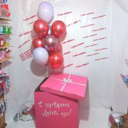 Воздушные шары - Коробка сюрприз с воздушными шарами, 0
