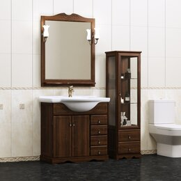 Кровати - OPADIRIS Комплект мебели Opadiris Клио 85, 0
