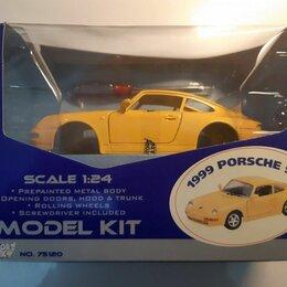 Модели - Коллекционная модель Porsche 911, 0