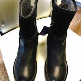 Полусапоги - Сапожки кожаные новые,Англия,LOTUS,38 р-ра и другие, 0