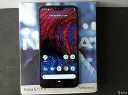 Мобильные телефоны - Nokia 6.1 Plus (4/64Гб), 0