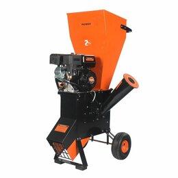 Садовые измельчители - Измельчитель бензиновый Patriot PT SB 76, 0