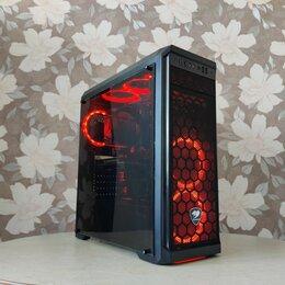 Настольные компьютеры - Игровой компьютер ryzen 5 2600/1650/16/ SSD 120, 0