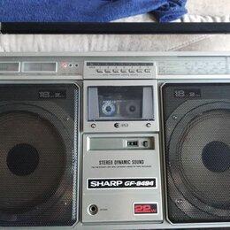 Музыкальные центры,  магнитофоны, магнитолы - SHARP GF 9494 H, 0