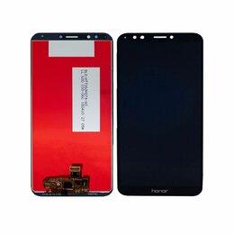 Дисплеи и тачскрины - Дисплей для Huawei Honor 7C Pro /Y7 Prime 2018  c тачскрином , 0