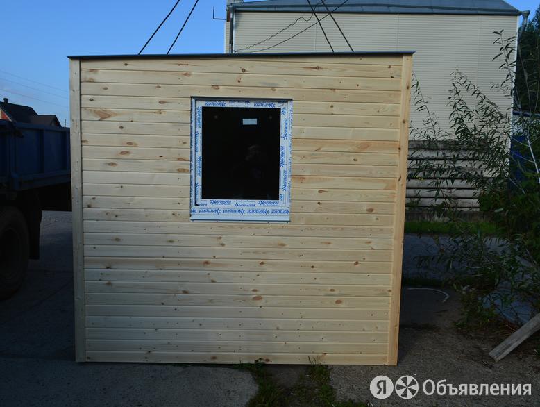 Бытовка деревянная по цене 51900₽ - Готовые строения, фото 0