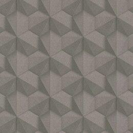 Обои - Обои BN220373 BN International Cubiq 0,53м x 10,05м винил на флизелине, 0