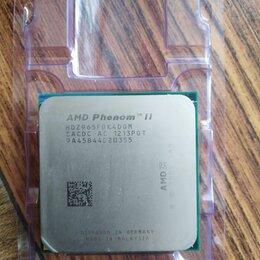 Процессоры (CPU) - Процессор AMD Phenom II X4 965, (AM3 3.4GHz) BЕ, 0