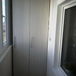 Шкафы, стенки, гарнитуры - Шкаф на балкон трапеция от Берёзка-Мебель, 0