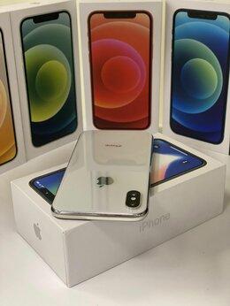Мобильные телефоны - iPhone X 64GB Silver, 0