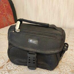 Сумки и чехлы для фото- и видеотехники - Сумка для фотоаппарата Dicom, 0