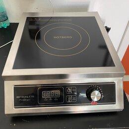 Плиты и варочные панели - Без импульсная индукционная плита hotberg 3500 ватт , 0