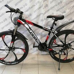 Велосипеды - Велосипед Summa литые диски, 0