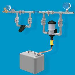 Промышленные насосы и фильтры - Медикатор дозатор SAVE WATER, 0