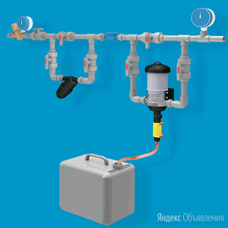 Медикатор дозатор SAVE WATER по цене 20440₽ - Промышленные насосы и фильтры, фото 0