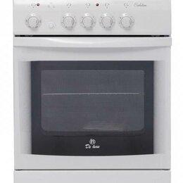 Плиты и варочные панели - Кухонная электроплита DeLuxe 506004.04 эс, новая, 0