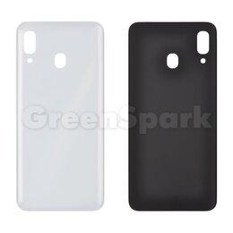Корпусные детали - Задняя крышка для Samsung A305F Galaxy A30 (белый), 0