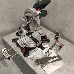 Торцовочные пилы - Торцовочная пила Metabo KS 216 M Lasercut , 0