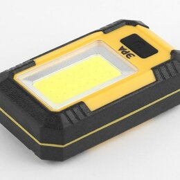 Фонари - Фонарь ЭРА RA-801 15W LED-COB Powerbank 6000mAh магнит, крючок, 3 режима, 0