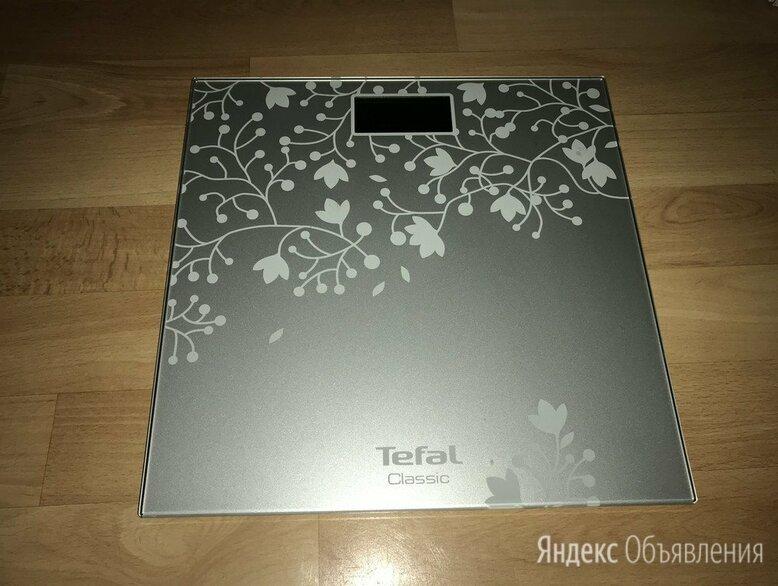 Весы электронные Tefal PP1140 по цене 1000₽ - Напольные весы, фото 0