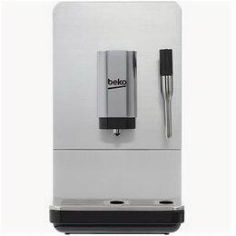 Кофеварки и кофемашины - Кофемашина beko ceg 5331x черный, 0