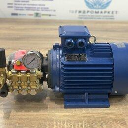 Мойки высокого давления - Авд 180 бар 4 кВт двигатель регулятор в комплекте, 0
