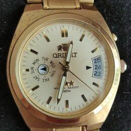 Наручные часы - японские наручные часы Orient ,унисекс, кварц, Япония, 0