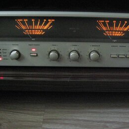 Усилители и ресиверы - Усилитель звука Dual 1460 class A, 0