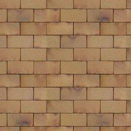 Тротуарная плитка, бордюр - Тротуарная клинкерная брусчатка ABC-Klinkergruppe Antik gelb kohlebrand, 0