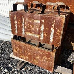 Оборудование для транспортировки - Металлическая тара, ящики под хранение, 0