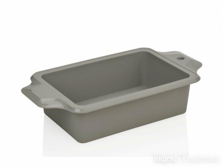Форма для запекания прямоугольная серый силикон Andrea House по цене 2560₽ - Посуда для выпечки и запекания, фото 0