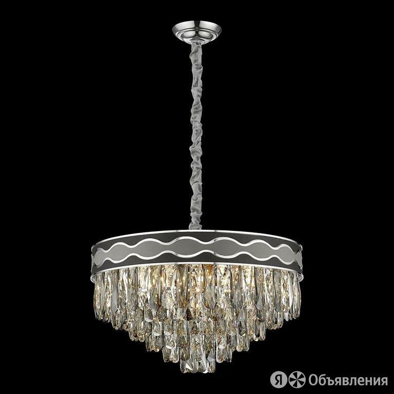 Подвесная люстра Wertmark Calista WE135.12.103 по цене 50340₽ - Люстры и потолочные светильники, фото 0