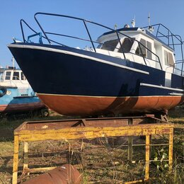 Моторные лодки и катера - Катер Кама-Турист, 0