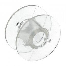 Аксессуары и запчасти - Шпулька для швейных машин пластик универсальная, 0