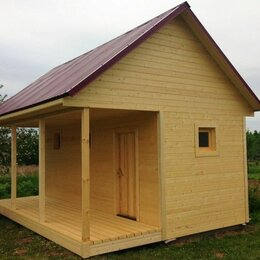 Готовые строения - Баня под ключ, 0