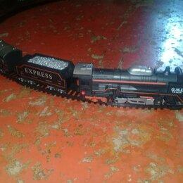 Детские железные дороги - Железная дорога rail king 19033-8, 0